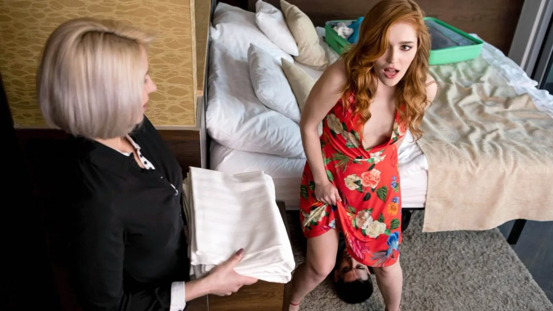 Fucking The Hotel Staff