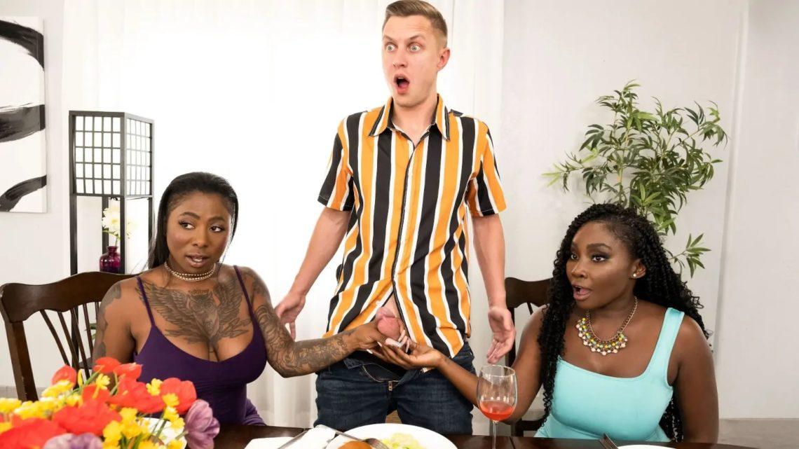Meeting GF's Slutty Family
